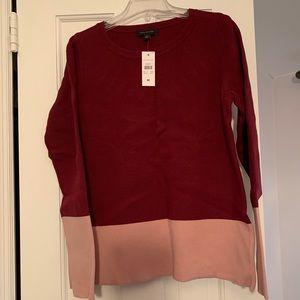 Ann Taylor sweater NWT